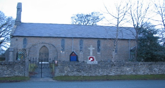 Christ Church in Rhes-y-cae