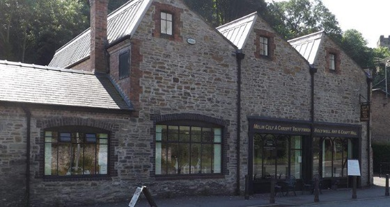 Holywell Craft Mill, café & Pottery