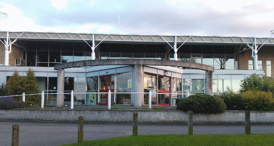 Holywell Leisure Centre