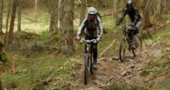 Llandegla Mountain Biking