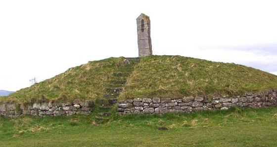 Pen-y-ball monument